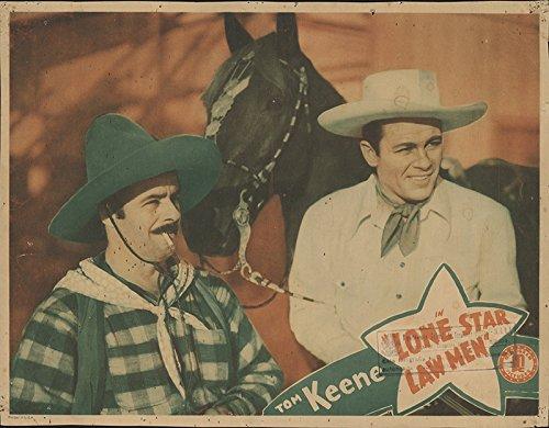 Lone Star Law Men 1941 Authentic 11