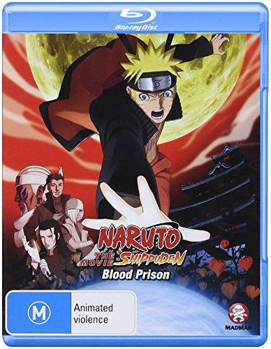 Naruto Shippuden: The Movie 5-Blood Prison [Blu-ray]