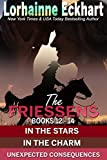 The Friessens Books 12 - 14 (The Friessen Legacy Book 6)