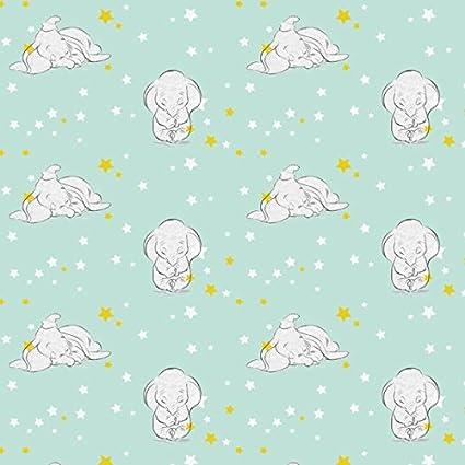 Disney Dumbo Fabric Material