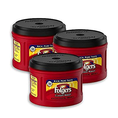Folgers Classic Roast, Ground Coffee