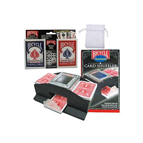 Automatic Card Shuffler - 9