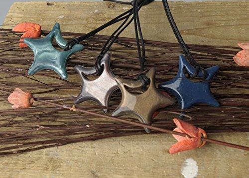 Teethease Star Pendant Toy, Pearl by Teethease
