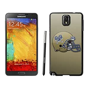 Sports Samsung Galaxy Note 3 Case Ncaa Big South Conference Charleston Southern Buccaneers 03 Ball Games Design Cellphone Protector