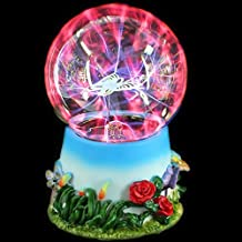 Static Crystal magic ball lightning glowing touch-sensitive Music Magic creative lamps craft birthday gifts