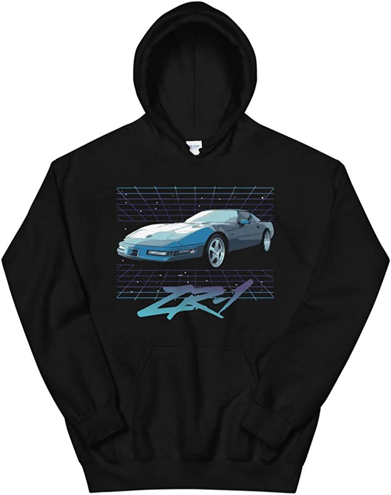 JG Infinite 1994 Chevy Corvette C4 ZR-1 Unisex Hoodie