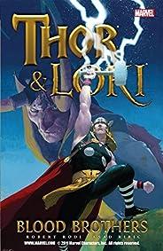 Thor & Loki: Blood Brothers (Loki (2004)) (English Edit