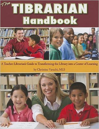 Amazon.com: The Tibrarian Handbook: A Teacher-Librarian's Guide to ...