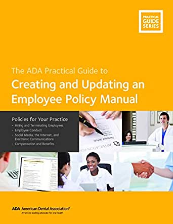 The ADA Practical Guide to Creating and Updating an Employee ...