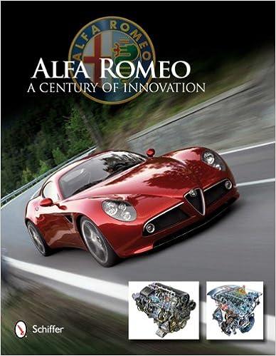A Century of Innovation Alfa Romeo