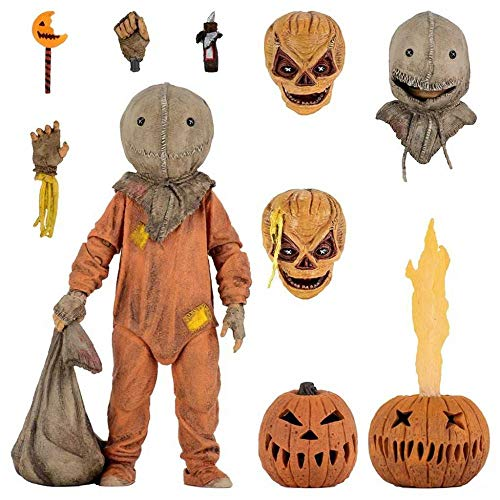 NECA Trick R Treat SAM Ultimate 7IN AF