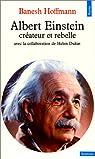 Albert Einstein, créateur et rebelle par Hoffmann