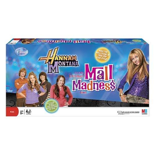 - Mall Madness Hannah Montana