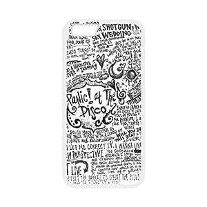 """DIY iPhone6 Plus 5.5"""" Case, Zyoux Custom iPhone6 Plus 5.5"""" Case Cover - panic at the disco"""