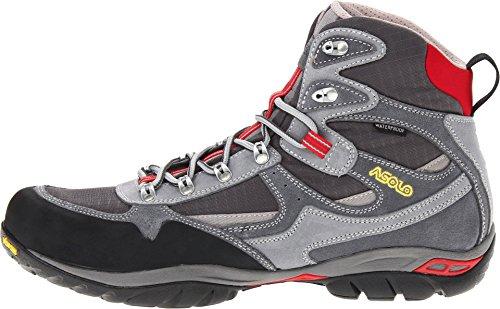 Asolo Reston WP Hiking Boot - Men's Grey/Graphite, 11.5