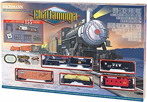 Bachmann Trains Chattanooga Ready - To - Run Ho Scale Train (Bachmann Electric Trains)