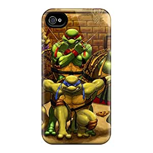 Iphone 6 Hard Back With Bumper Cases Covers Teenage Mutant Ninja Turtles