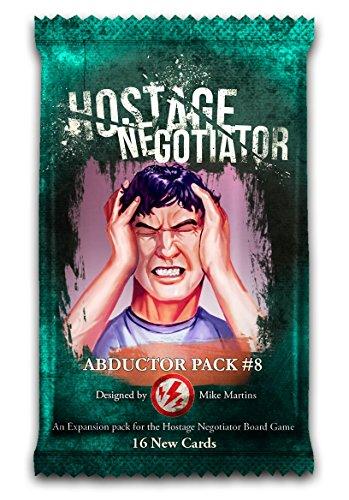 Hostage Negotiator: Abductor Pack #8 (Hostage Negotiator Board Game)