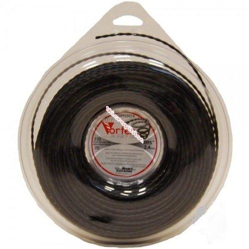 VORTEX FIL NYLON COPOLYMERE 26 M/ètres D3.9mm