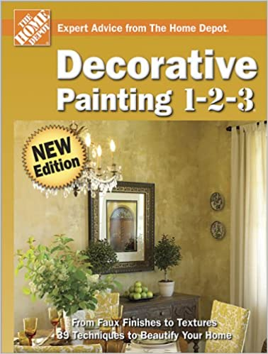 decorative painting 1 2 3 home depot expert advice from the home