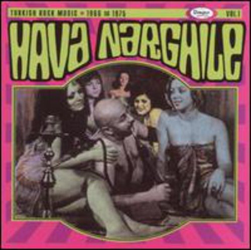 Hava Narghile: Turkish Rock Music (Bacchus Music Book)