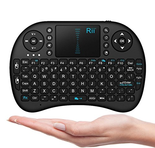Rii 10038 GBD Wireless Touchpad Keyboard