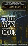 img - for A Free Man of Color (Benjamin January, Book 1) book / textbook / text book