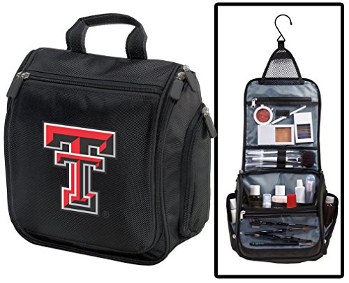 Texas Tech Toiletry Bags Or Hanging Texas Tech Red Raiders S