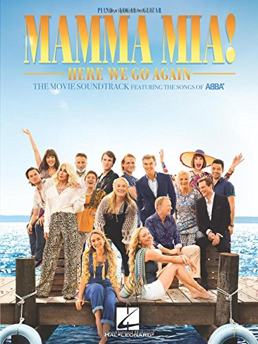 - Mamma Mia! - Here We Go Again: The Movie Soundtrack Featuring the Songs of ABBA