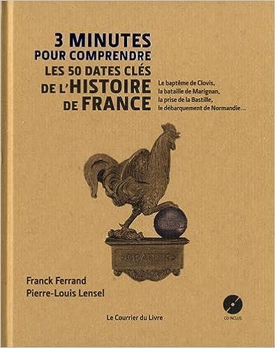 3 minutes pour comprendre les 50 dates clés de l'histoire de France