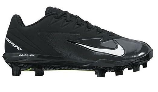 Men's Nike Vapor Ultrafly Pro MCS Baseball Cleat Black/White/Anthracite  Size 13 M