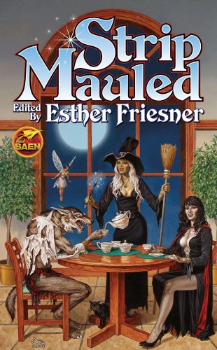 book cover of Strip Mauled