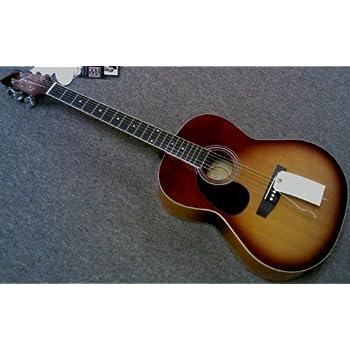 kona 39 left hand lefty parlor size acoustic guitar w bag picks hsb musical. Black Bedroom Furniture Sets. Home Design Ideas