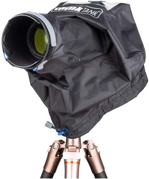 Think Tank Photo Emergency Rain Covers for DSLR and Mirrorless Cameras with up to a 70-200mm Lens - Medium