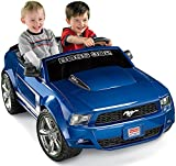 Power Wheels Ford Mustang Boss 302, Blue