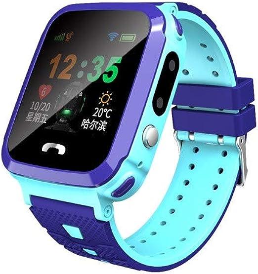Smartwatch - Reloj de Pulsera Inteligente con ubicación GPS Reloj ...