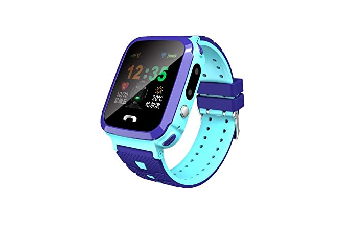 Smartwatch - Reloj de Pulsera Inteligente con ubicación GPS ...