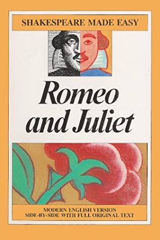 book cover of Romeo and Juliet