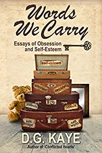 Words We Carry by D.G. Kaye ebook deal