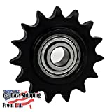 50BB15H-5/8'' Bore 15 Tooth Idler Sprocket for 50 Roller Chain