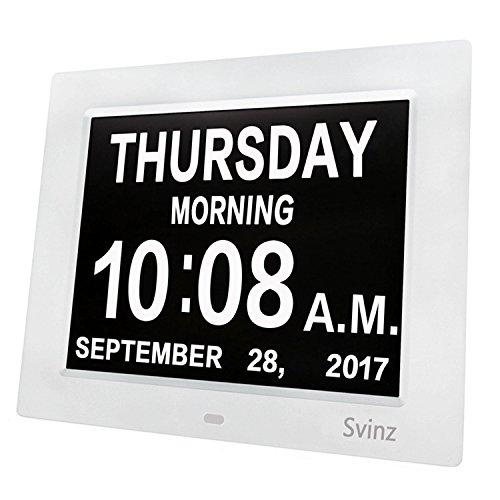 Altimeter Desk (3 Alarm Options - 8