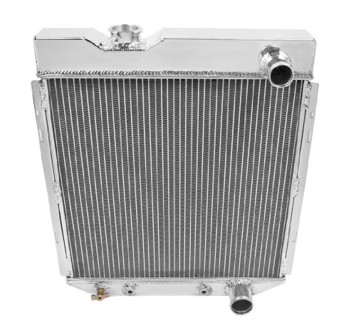 Champion Cooling, 3 Row All Aluminum Radiator for Ford Falcon, CC259 ()