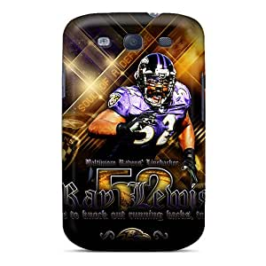 New Style Case Cover CXj1033fFBG Baltimore Ravens Compatible With Galaxy S3 Protection Case