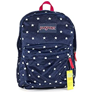 Jansport Superbreak Backpack (Navy Moonshine Stars)