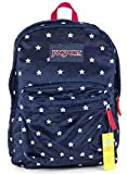 Jansport Superbreak Backpack (Navy Moonshine Stars)