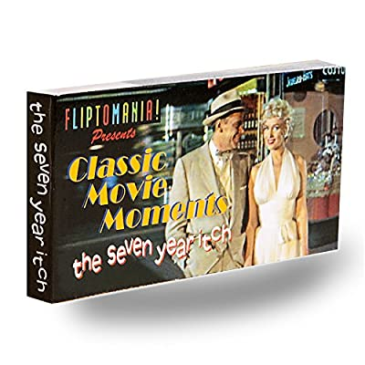 Fliptomania Marilyn Monroe Flipbook: Toys & Games