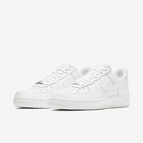 Air Force 1 07 Basketball Shoe White