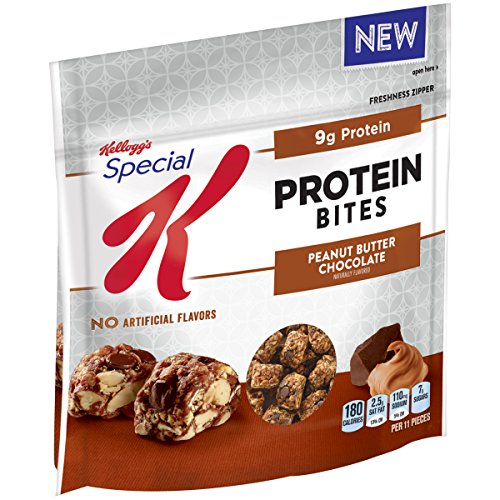 Special K Protein Bites Peanut Butter Chocolate, 6 oz