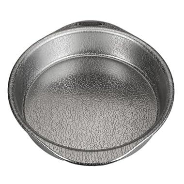 Doughmakers Aluminum Nonstick, Original Pebble Pattern, Commercial 9-inch Round Cake Pan