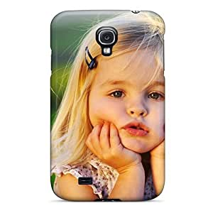 Tpu Shockproof/dirt-proof Cutebabie Cover Case For Galaxy(s4)